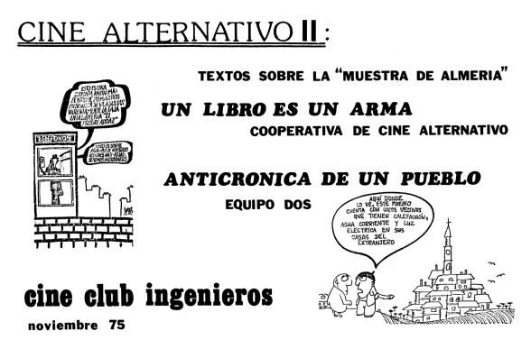 cine_alternativo_cine-club_ingerieros_barna_nov1975