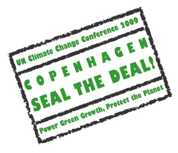 seal the deal, un pacto global para salvar el planeta.