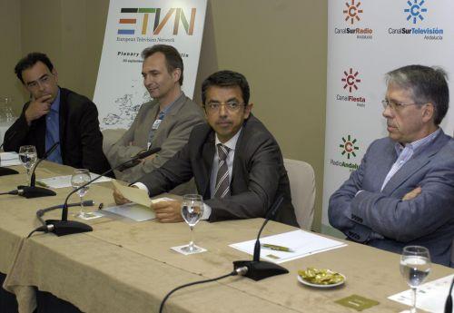 EBU, RTBF, Canal Sur TV y aNews, en el plenario de ETVN Sevilla