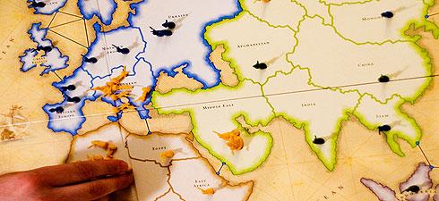 Europa quiere más peso en las escena mundial.